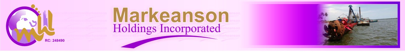 Markeanson Holdings Limited